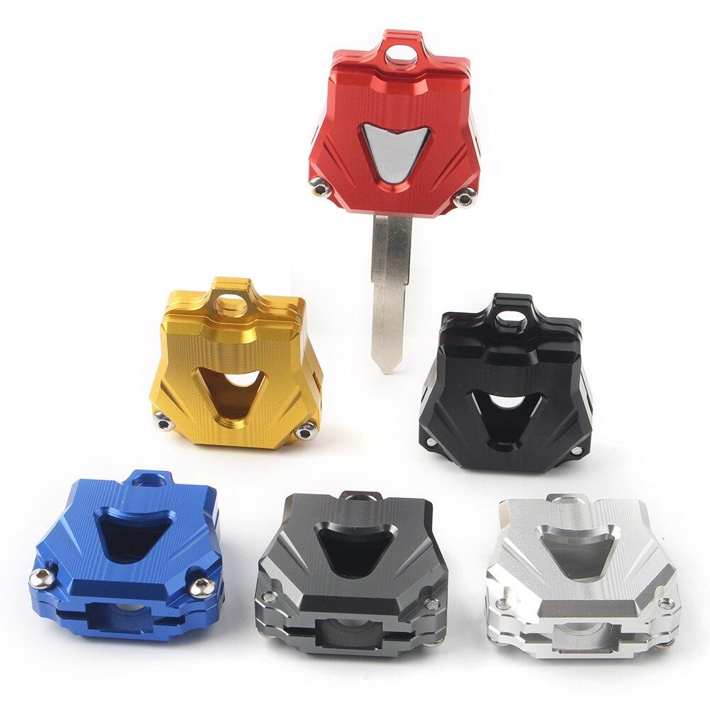 CNC Da Motocicleta Chave Shell Case Capa Para Yamaha MT09 MT07 MT10 FZ07 FZ09 FZ8 FZ10 FZ16 FJ-09 YZF600 YZF R1/R1M/R1S/R3/R6/R6S/R15