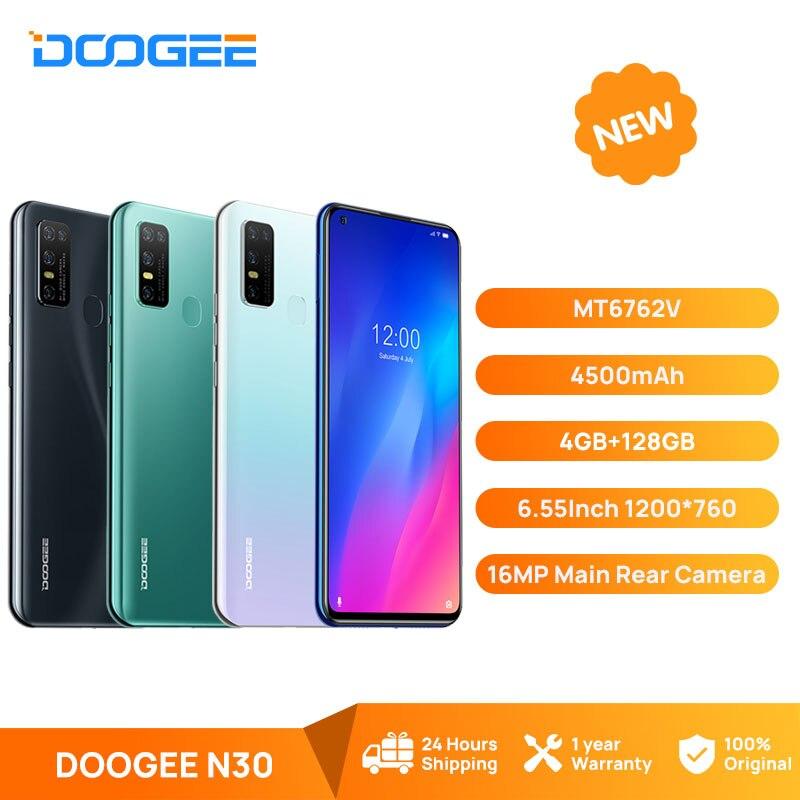 DOOGEE N30 Cellphone Full Netcom 6.55