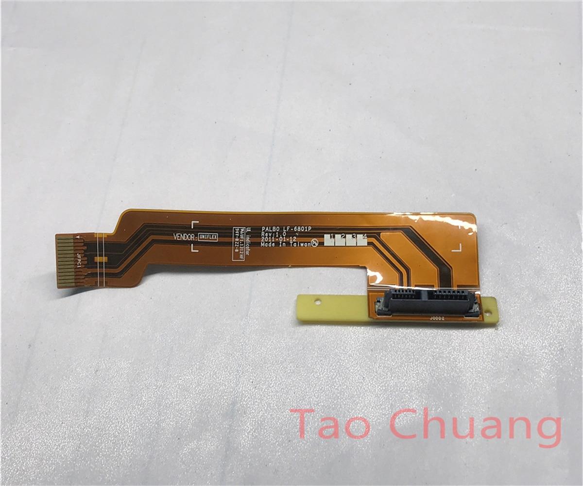 LF-6801P لديل الغريبة Alienware M14X كابل واجهة محرك الأقراص الضوئية 06YX84