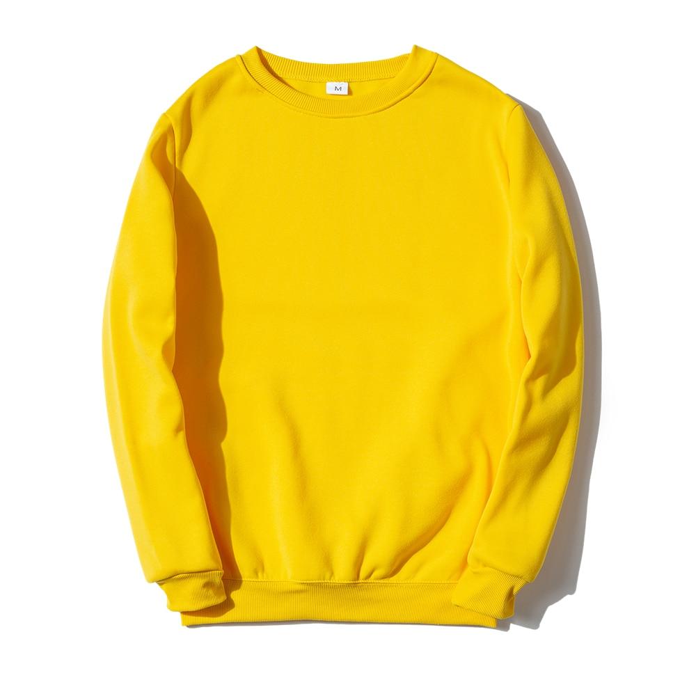 Fashion Solid Sweatshirt Hoodie 2021 Spring and Winter Warm Sweatshirt High Quality Men's Top Men's Brand Hip Hop Pullover