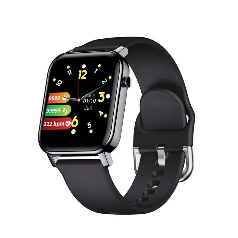 RUYAGE 1.4 inch Smart Watch Men Full Touch Fitness Tracker Blood Pressure Smart Clock Women GTS Smar