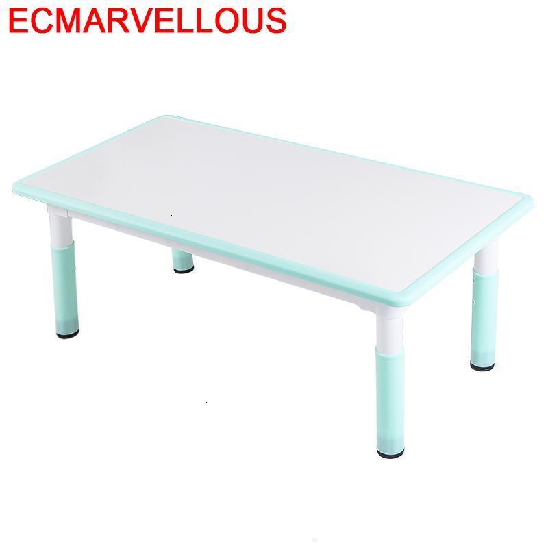 Pupitre tavolino bambini jardim de infância mesa de estudo infantil kinder enfant crianças mesa
