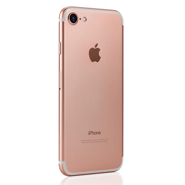 Unlocked Used Apple iPhone 7 / iPhone 7 Plus Quad-core Smartphone 12.0MP Camera 32G/128G Rom IOS Fingerprint Mobile Phones 4