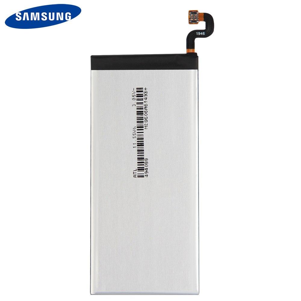 Original Samsung Battery EB-BG930ABE For Samsung GALAXY S7 SM-G9300 G930F G930A G930L G9308 G930V SM-G930L SM-G930P G930 3000mAh enlarge