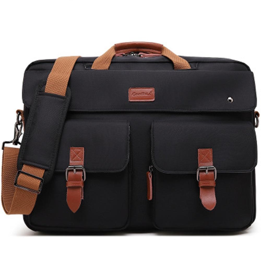 COOLBELL-حقيبة ظهر للكمبيوتر المحمول مقاس 17.3 بوصة ، حقيبة قابلة للتحويل ، أعمال ، كاجوال ، متعددة الوظائف ، للطلاب