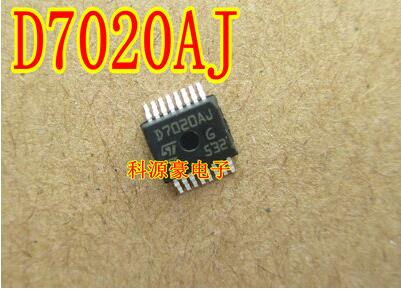 Free shipping 20PCS D7020AJ VND7020AJ SSOP16