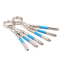 5-in-1 Mini Precision Repair Screwdriver Multifunctional Portable for Optical/Eyeglasses/Sunglasses/