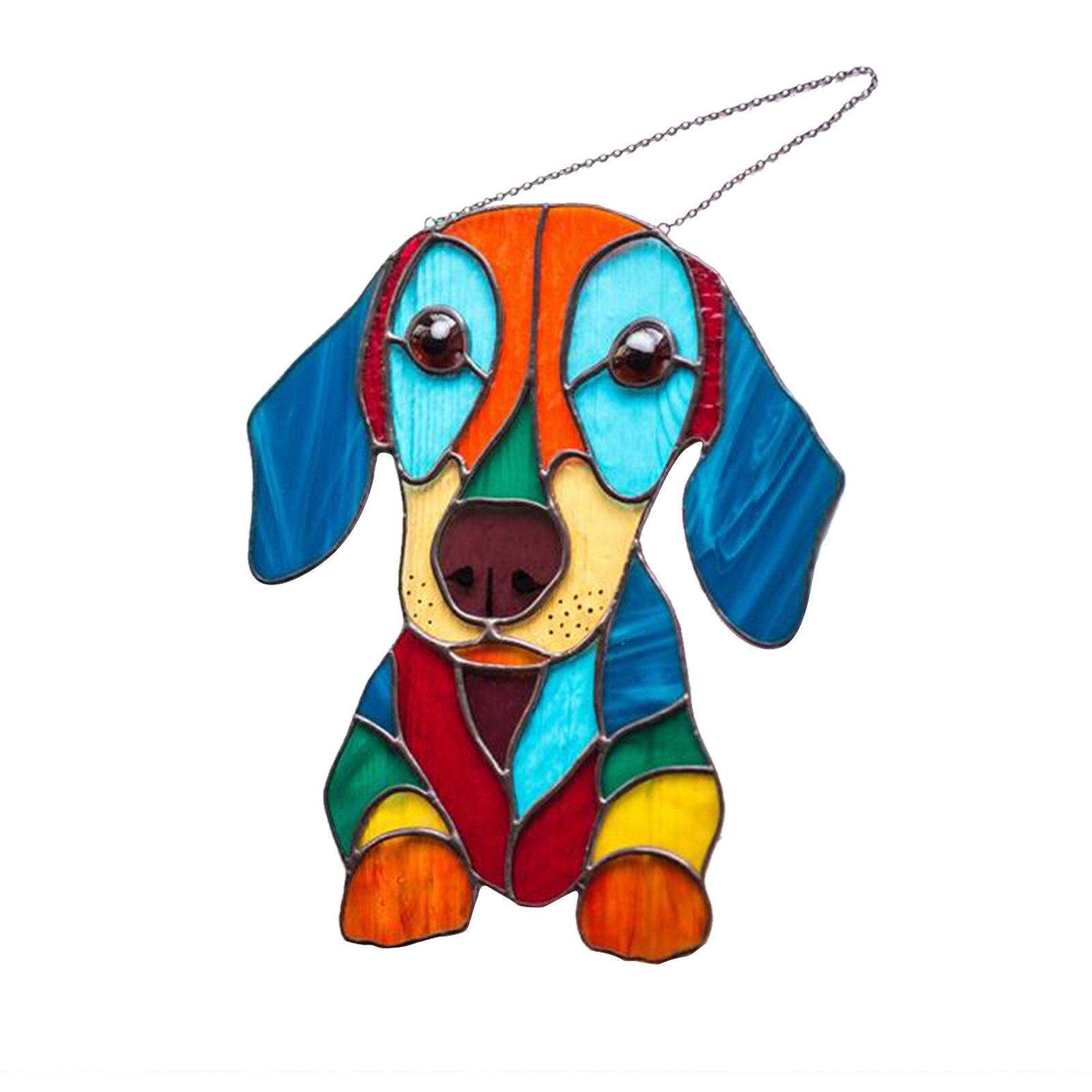 Atrapasol de cristal para perros, productos de promoción personalizados, regalo único para...