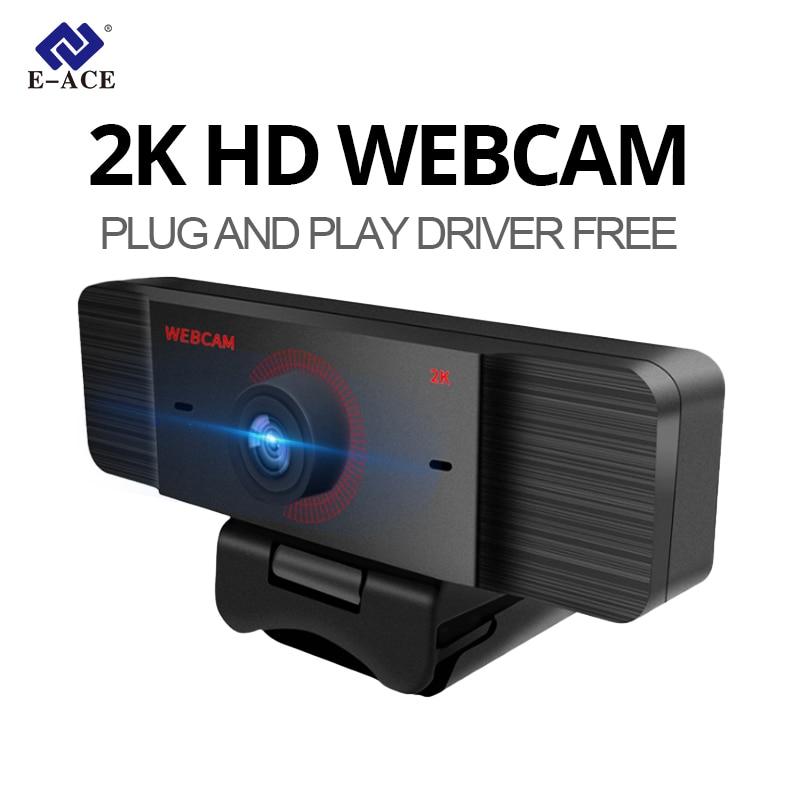 Web Cam Full Hd Webcam 2K Web Camera Usb Camera Webcam Web Camera with Microphone Webcam For Pc Usb Web Camera For Computer недорого