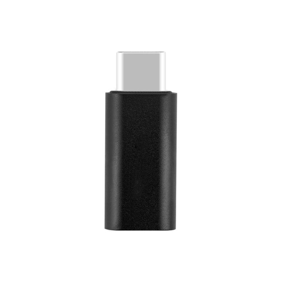 Portable Mini 3.5mm Microphone Adapter Audio Connector for Insta360 One R Sports Camera Wholesale enlarge