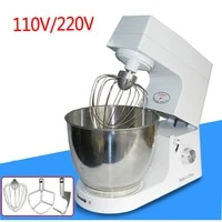 7l large capacity commercial food processor 110v 220v machine batidora mixer