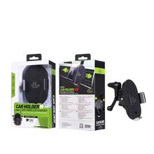 Ellietech Car Holder with 10w Wireless Charger, fast charging accessory for Samsung Huawei iPhone Un