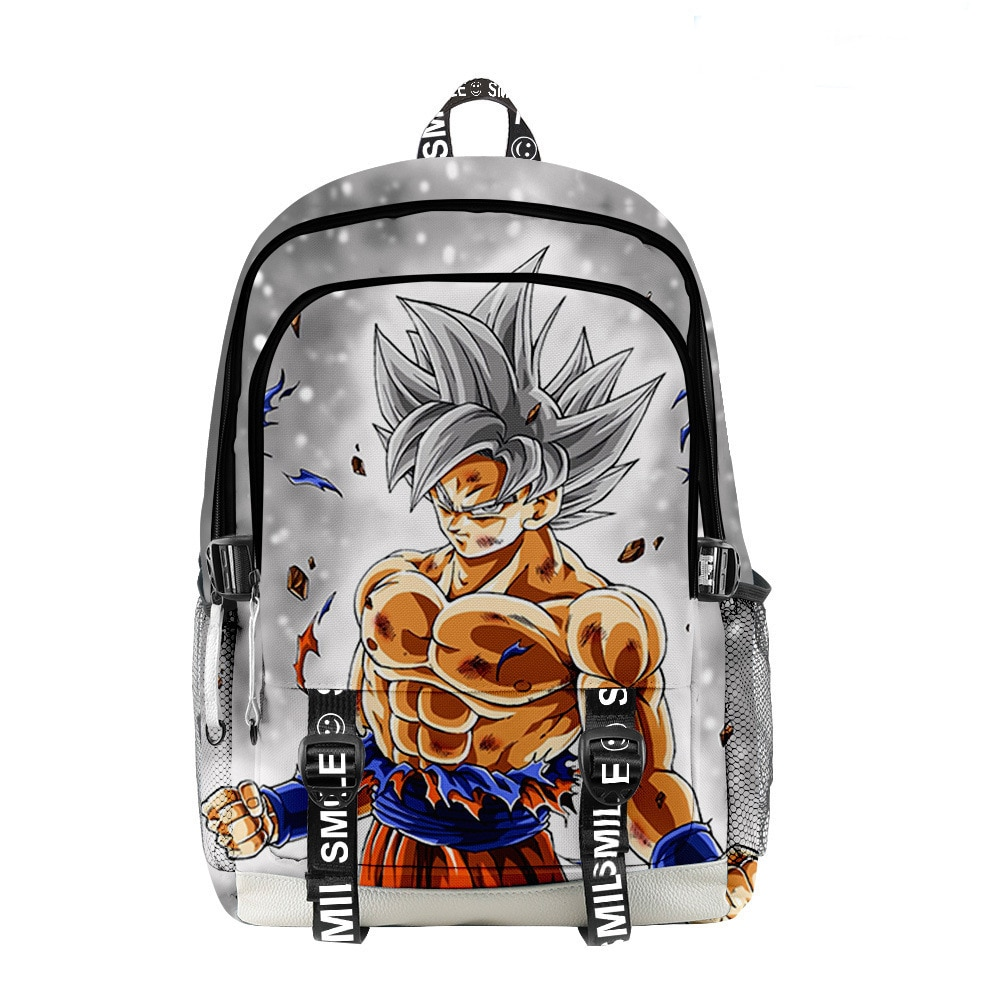 2021 أنيمي جوكو الرجال النساء قماش حقيبة ظهر أكسفورد حقيبة مدرسية ثلاثية الأبعاد نمط المراهقين الفتيات الطفل حقيبة حقيبة السفر