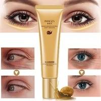 images women snail eye cream whitening moisturizing anti aging wrinkle remove dark circles snail cream eyes skin care