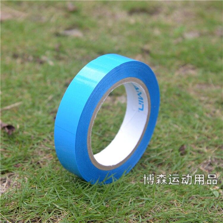 Cinta de llanta sin cámara para bicicleta de carretera Fouriers LAM-PU-TLR MTB 19mm 22mm 24mm 28mm 33mm x 50 metros sin tubos azul a granel