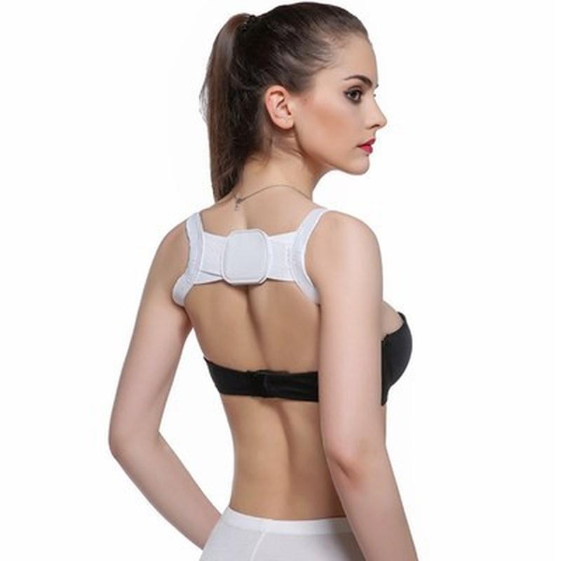 Adjustable Therapy Posture Corrector Shoulder Support Back Brace Posture Correction Back Support Sho