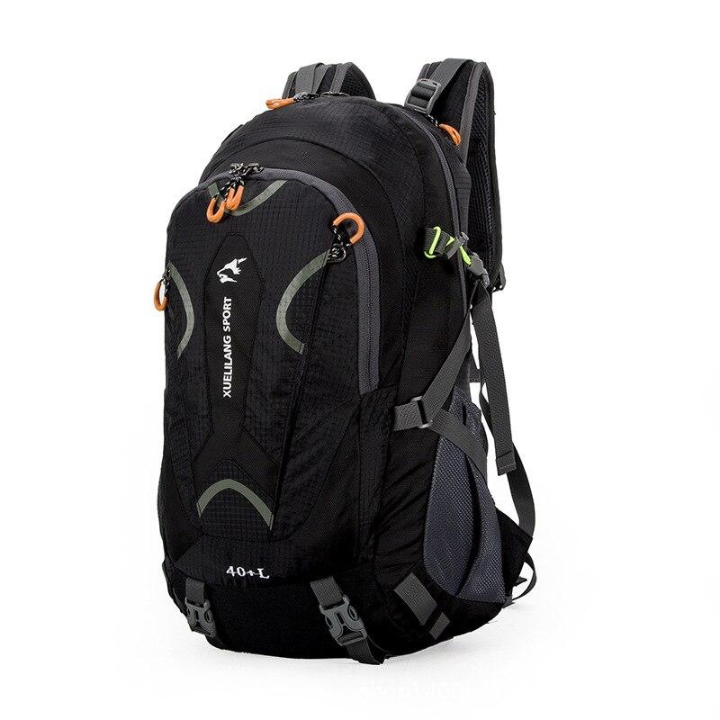 80l large capacity outdoor backpack camping travel bag professional hiking backpack rucksacks sports bag climbing package 1 45kg Weysfor 40L Waterproof Climbing Backpack Men Women Rucksack Outdoor Sports Bag Pack Travel Camping Hiking Backpack Trekking Bag