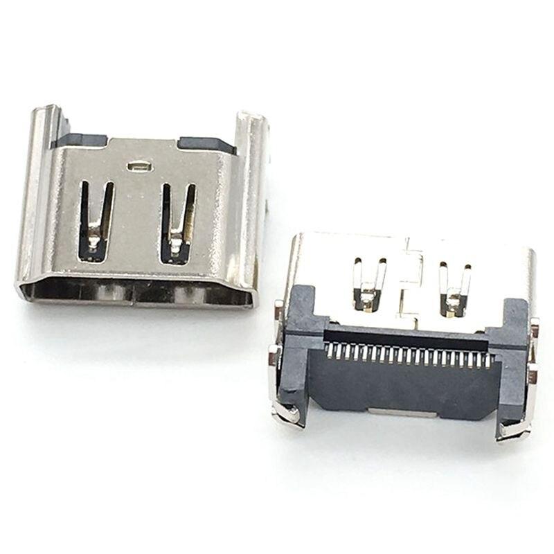 10pcs-hdmi-port-socket-parte-nuova-di-ricambio-per-playstation-4-ps4
