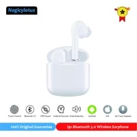 bluetooth 5 wireless earphone with microphone air smart noise canceling ture tws earphone for iphone 11mi 10 pronote 9 pod