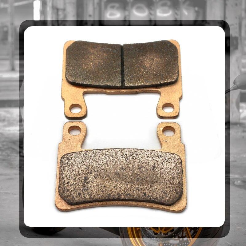 Para HONDA CB1100 EX 2014-2016 CB1300 2003-2012 F6C Goldwing 2014-2015 accesorios de motocicleta pastillas de freno delanteras discos de freno