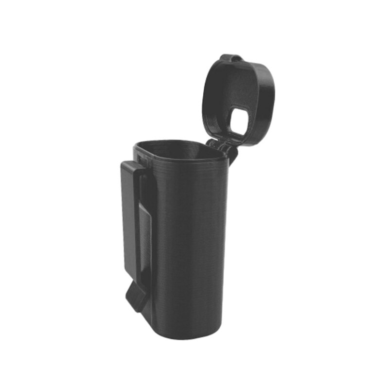 G99B For FPV Flight Glasses V2 Battery Comfortable Headband Rear-mounted Buckle Box Battery Clip