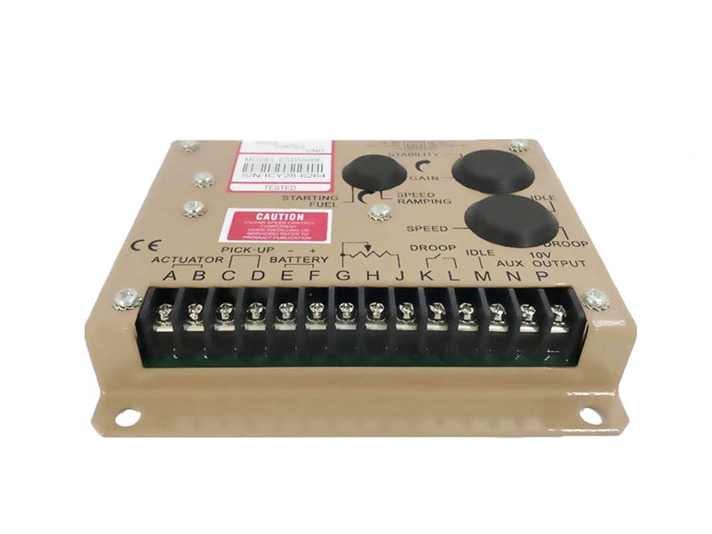 مولد Genst الإلكترونية سرعة التحكم وحدة سرعة محافظ تحكم ESD5500E شحن أداة كيت