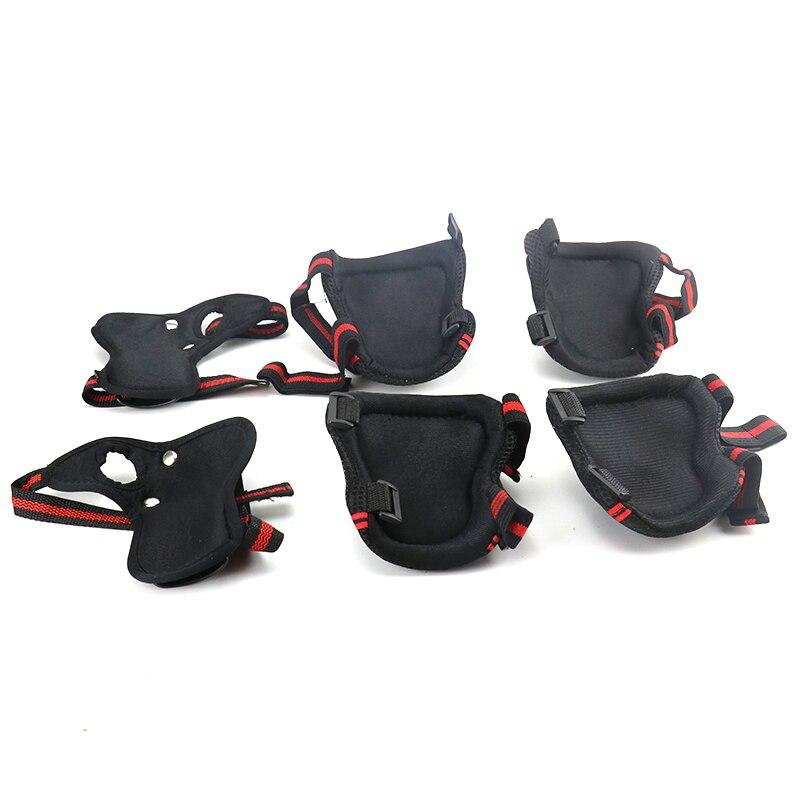 6pcs/set Skating Protective Gear Set Elbow pads Bicycle Skateboard Ice Skate Roller Bike Knee Protector For Adult Kids Men Women