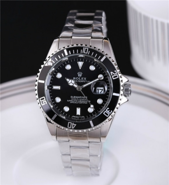 A00001 New Hot high quality Rolex- Luxury brand Men Women Quartz Watch Fashion Gift Gold Casual Mens