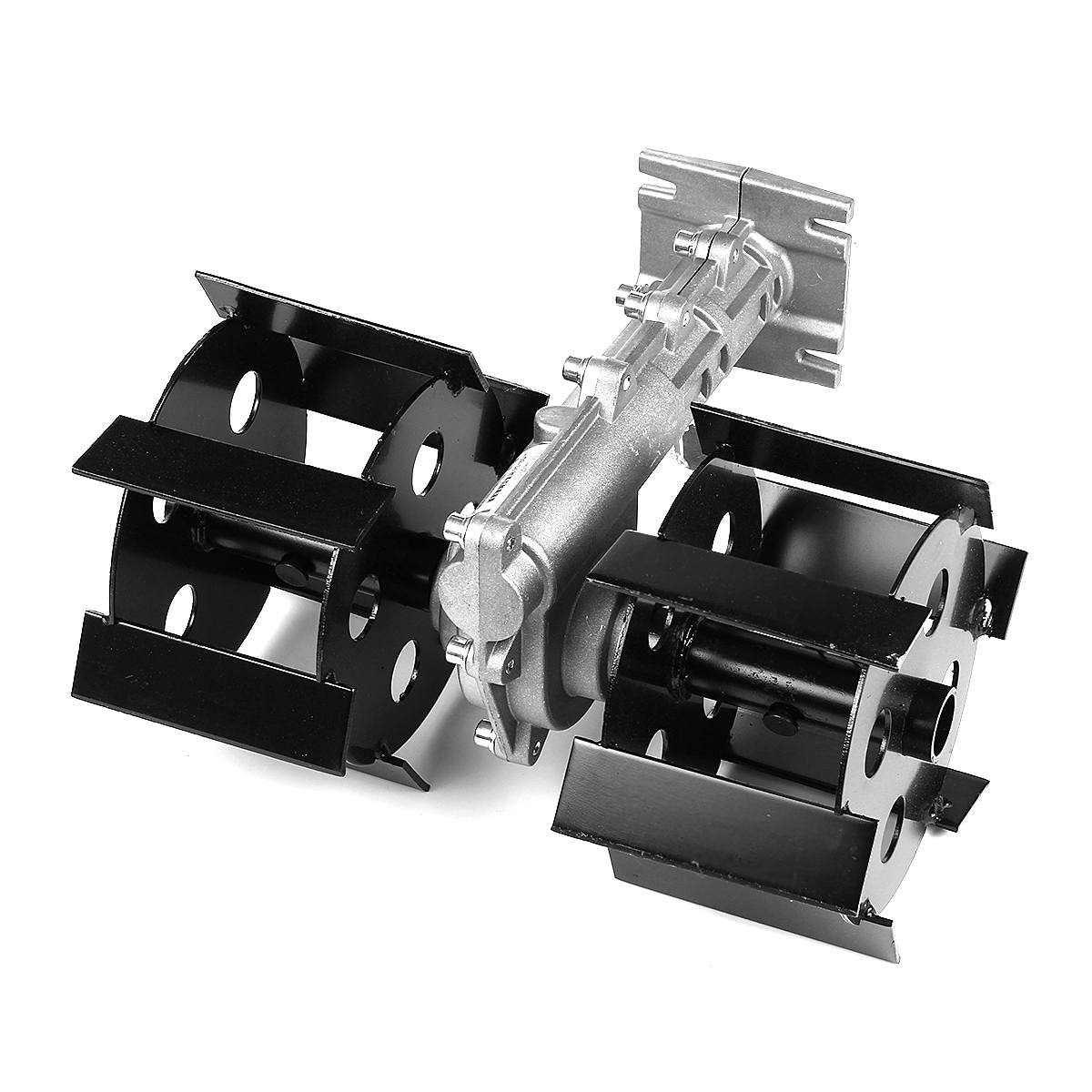 28mm 7/9 Tooth Lawn Mower Working Head Assembly Weeding Wheel Brush Cutter Weeder Cultivator Accessories For Orchard