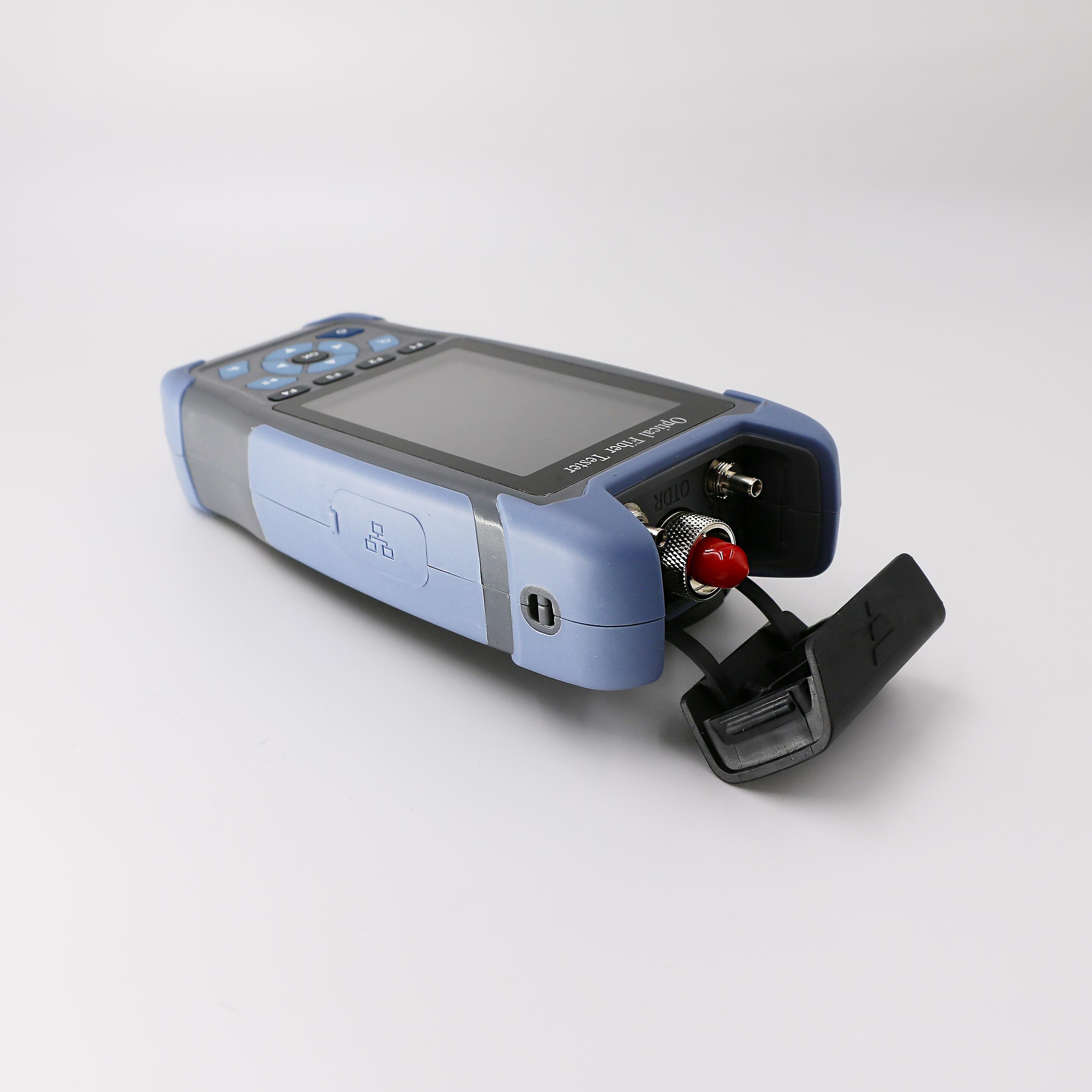 Free Shipping 2019 New Mini-Pro Optical Time Domain Reflectometer OTDR  1310/1550nm enlarge