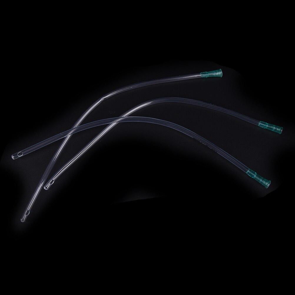 AACAR 28cm de longitud catéter Rectal desechable Canal Anal catéter cabeza de silicona Enema recto cabezal de lavado tubo de drenaje