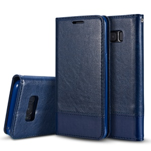 Classic Leather Phone Case For Samsung Note 8 / 9 / Note 10 / Note10 Plus Flip Wallet Card Slot Magnetic Cover Note8 Note9 Skin