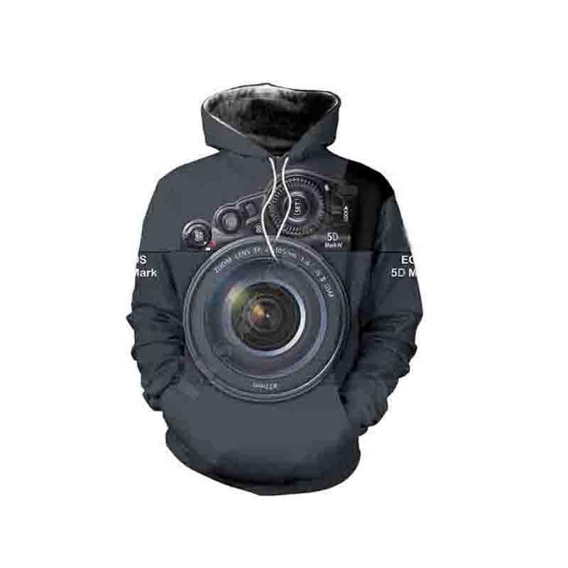 Mens women camera lens 3d all over printed Hoodies unisex long sleeve Sweatshirts jacket warrior pullover tracksuit men unisex pitbull limited edition 3d dog print zipper hoodie long sleeve sweatshirts jacket pullover tracksuit