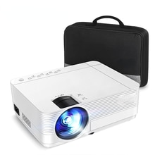 Leisure 470 MINI Projector 1080P Support WiFi Synchronize Smart Phone Screen 250