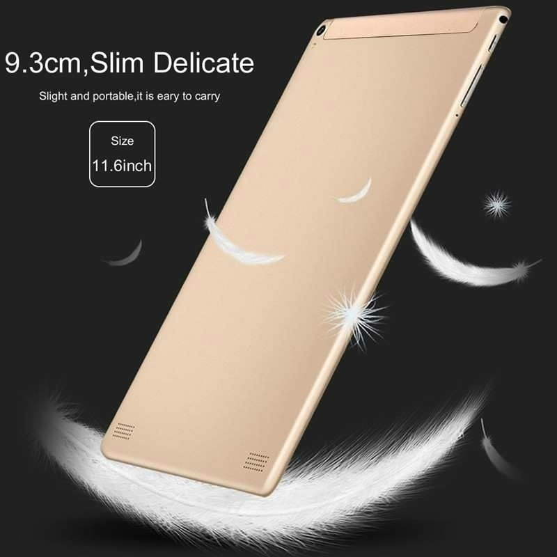 2021 NEW 6GB Ram +128GB Rom 10.1 Inch Tablet Android 9.0 Octa Core Tablet Pc 3G 4G LTE Wifi  IPS Dual SIM Cards GPS Tablets enlarge