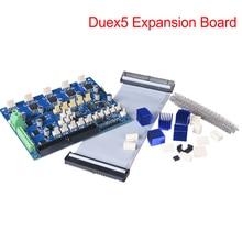 Contrôleur de carte dextension cloné Duex5 avec pilote de moteur pas à pas TMC2660 Thermocouple adapté PT100 VS Duet 2 pièces dimprimante 3D Wifi