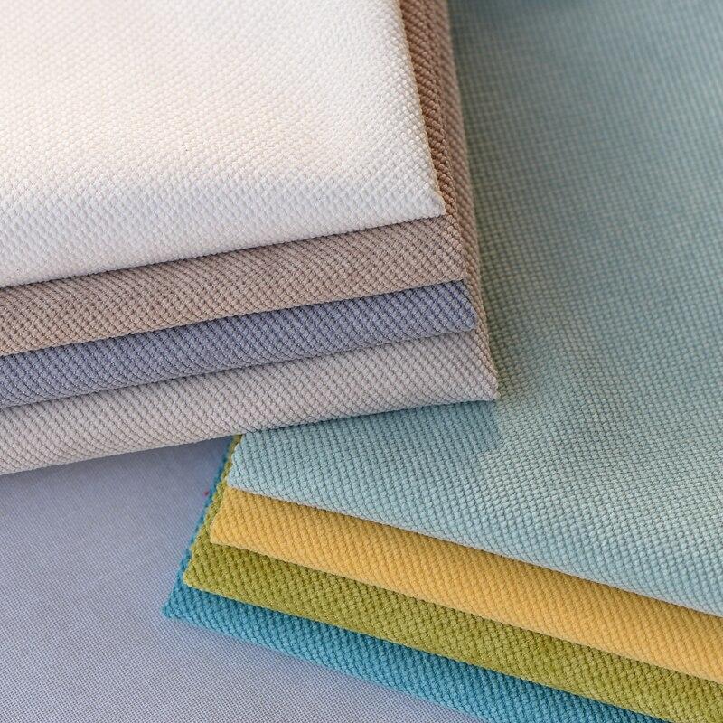 Sofá muebles de tela hecha a mano de tejido Material de costura...