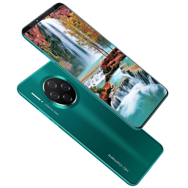 Precio especial 6,1 pulgadas Mate33 Pro HD pantalla 1GB RAM 8GB ROM 10 Core Android 9,1 Smartphone nos enchufe