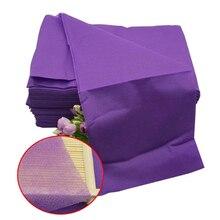 10pcs Disposable Bedsheet Massage Table Sheet SPA Facial Waxing Tatoo Chair Cover Sheet for Massage Bed Facial Beauty