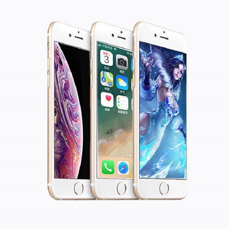 Unlocked  Apple iPhone 6 (Used) Cell Phones  32GB 64GB  Classic  3G WCDMA 4G LTE  Mobile phone collectors phone