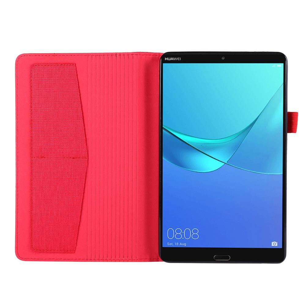 Ultra fino caso para huawei mediapad m5 lite 8.0 JDN2-AL00 JDN2-W09 tablet pc suporte capa para huawei m5 lite 8 polegada caso