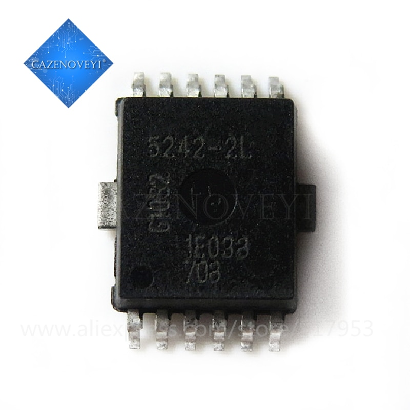 1pcs/lot BTS5242-2L BTS5242  5242-2L HSOP12 NEW&Original Electronics For car IC  In Stock 1pcs pm20csj060 module using intelligent power modules in stock new