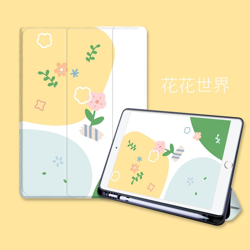 For iPad Air 4 Case for iPad Pro 11/12.9 Case Slim Magnetic Auto Case Silky-Smooth for iPad Air 2020 Case for Air 2 3 4 10.2 9.7 enlarge