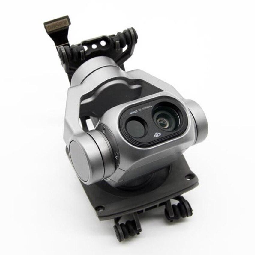 Оригинальная Фирменная новая двойная камера Gimbal для DJI Mavic 2, Ремонтный сервис, запасные части