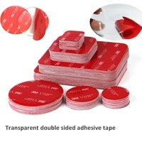 transparent acrylic double sided adhesive tape vhb 3m strong adhesive patch waterproof no trace high temperature resistance
