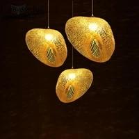 vintage home decor kitchen led pendant lights chinese style wooden living room restaurant pendant lamp art decor light fixture