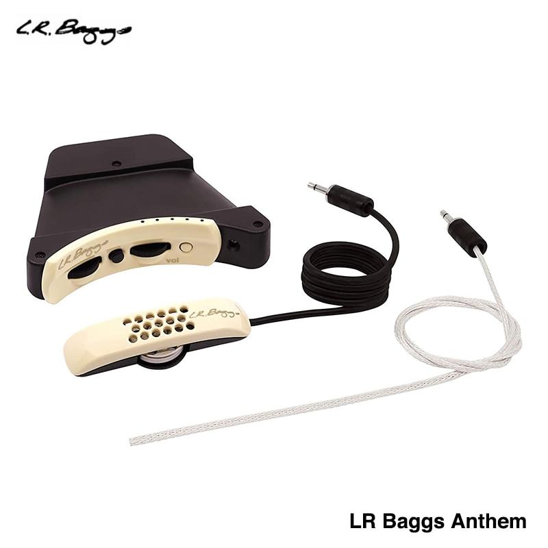LR Baggs-Sistema de preamplificador para guitarra acústica, sistema de sonido con micrófono...