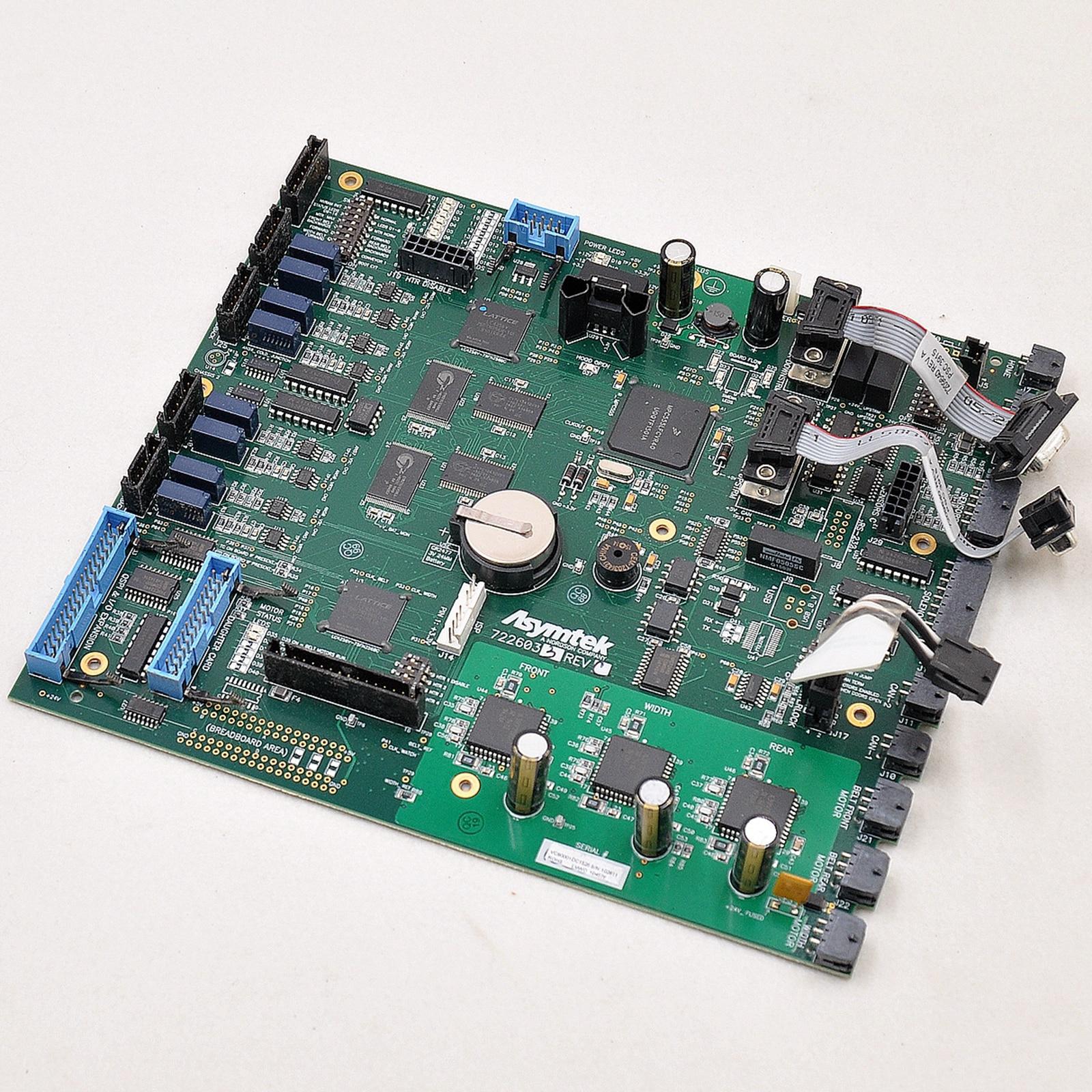 Asymtek 7226033 REVC Dispenser Track Control Board