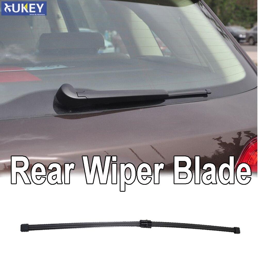 Xukey 1Pc parabrisas trasero escobilla limpiaparabrisas para Audi Q3 MK1 A4 B8 Allroad 8KH A6 Avant 4G C7 para Mercedes Benz Vito W447