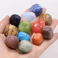 natural semi precious stones pendant irregular diy for jewelry making necklaces accessories gift